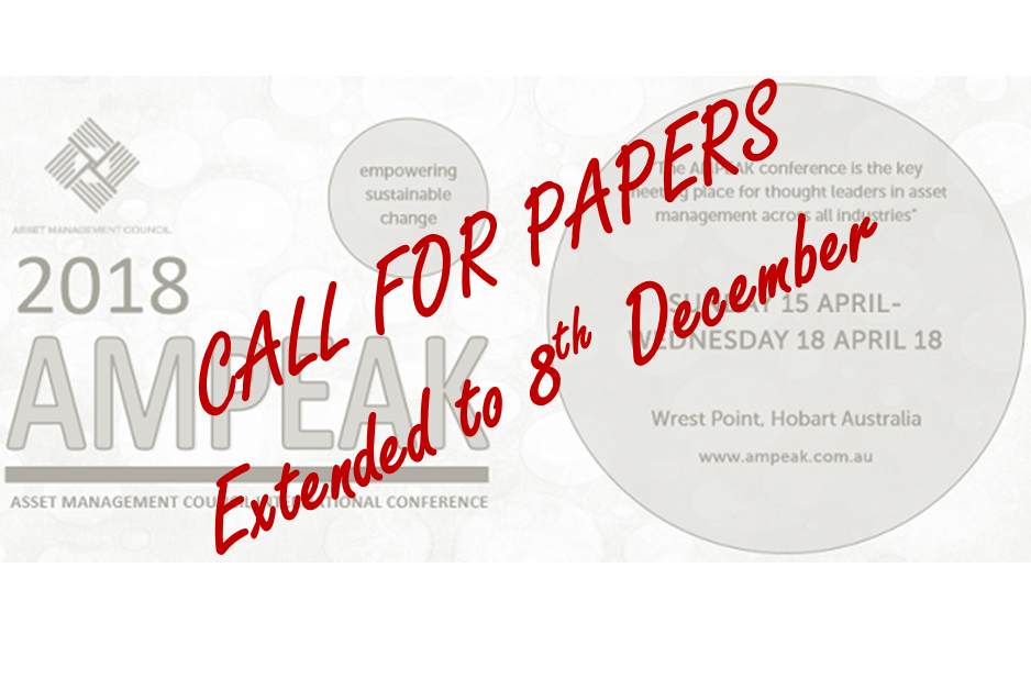 CALL FOR PAPERS EXTENDED